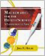 Mathematics For Health Sciences