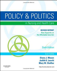 Policy and Politics in Nursing and Healthcare