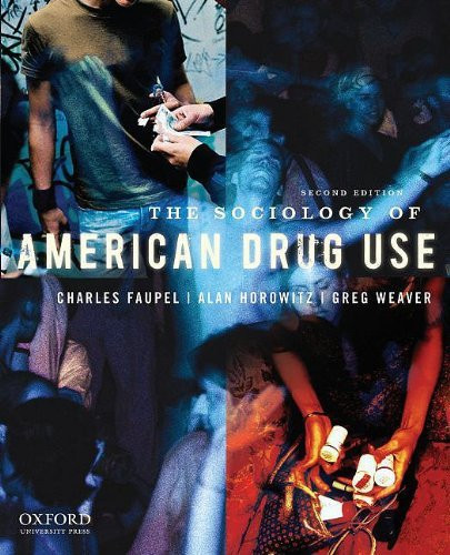 Sociology Of American Drug Use