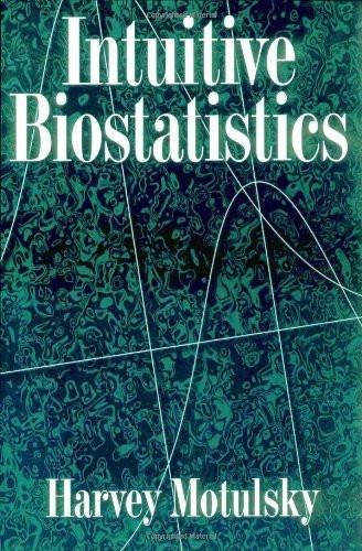 Intuitive Biostatistics