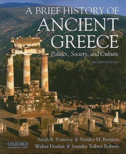 Brief History Of Ancient Greece