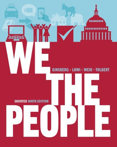 We The People - Shorter Edition