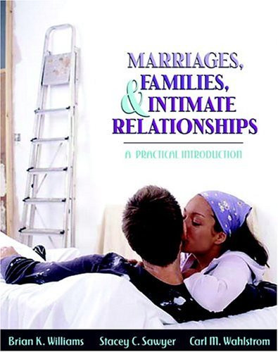 Marriages Families And Intimate Relationships