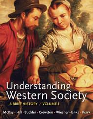 Understanding Western Society Volume 1