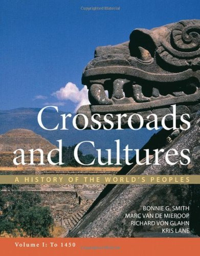 Crossroads And Cultures Volume 1