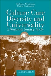Culture Care Diversity And Universality