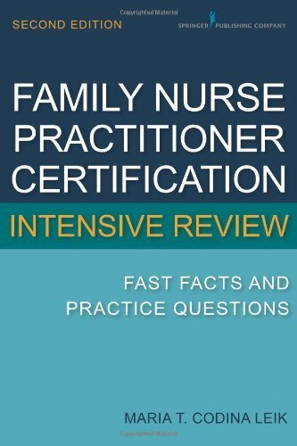 Family Nurse Practitioner Intensive Revi
