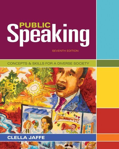Public Speaking Concepts And Skills For A Diverse Society