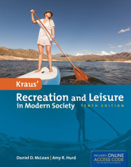 Kraus' Recreation And Leisure In Modern Society