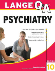Lange Q&A Psychiatry