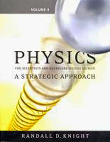 Physics For Scientists And Engineers Volume 4