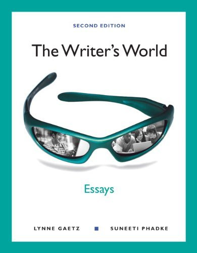Writer's World Essays