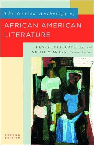 Norton Anthology Of African American Literature Volume 1