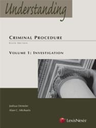 Understanding Criminal Procedure Volume 1