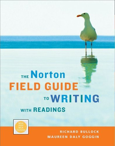 Norton Field Guide To Writing With Readings