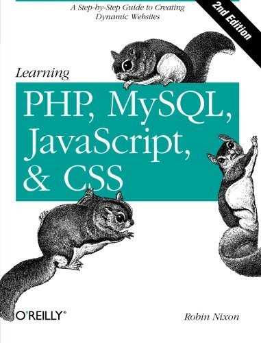 Learning PHP MySQL JavaScript and CSS