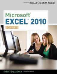 Microsoft Excel 2010 Complete