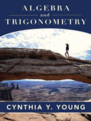 Algebra And Trigonometry by Cynthia Y Young