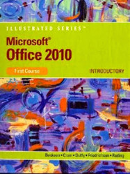 Microsoft Office 2010 Illustrated Introductory