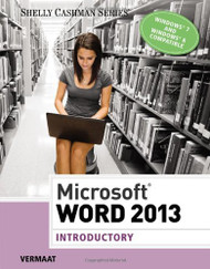 Microsoft Word 2013 Introductory