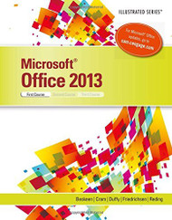 Microsoft Office 2013 Illustrated Introductory First Course