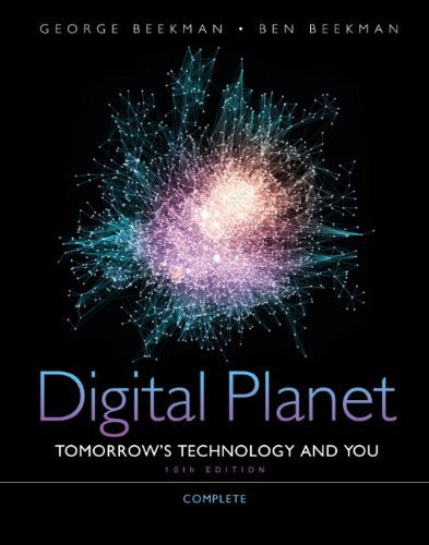 Tomorrow's Technology And You