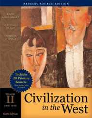 Civilization In The West Volume 2