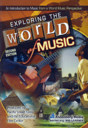 Exploring The World Of Music CD Set by EFC / Educational Film Center