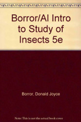 Borror and Delong's Introduction To The Study Of Insects - Johnson