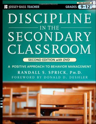 Discipline In The Secondary Classroom