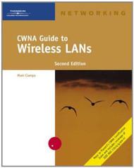 Cwna Guide To Wireless Lans