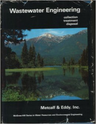 Wastewater Engineering by Metcalf & Eddy