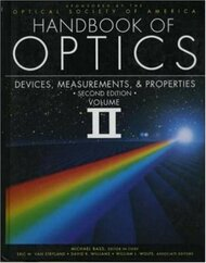 Handbook Of Optics Volume 2