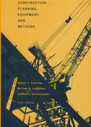 Construction Planning Equipment and Methods   Peurifoy