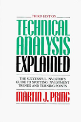 Technical Analysis Explained by Martin Pring