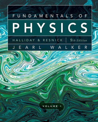 Fundamentals Of Physics Chapters 1