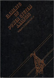 Elements Of Power System Analysis by William Stevenson