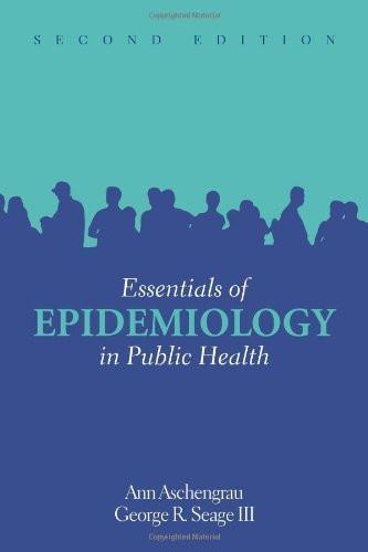 Essentials Of Epidemiology In Public Health