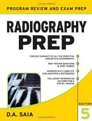 Radiography Prep