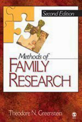 Methods Of Family Research