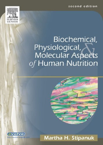 Biochemical And Physiological Aspects Of Human Nutrition