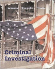 Criminal Investigation - Charles Swanson