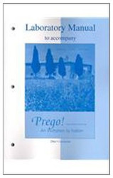 Laboratory Manual To Accompany Prego! An Invitation To Italian