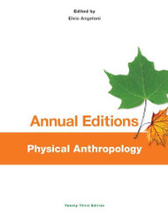 Physical Anthropology - Elvio Angeloni