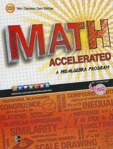 Glencoe Math Accelerated