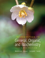 Introduction To General Organic And Biochemistry