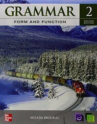 Grammar Form And Function Level 2 Student Book