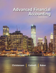 Advanced Financial Accounting by Theodore Christensen