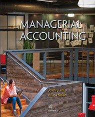Managerial Accounting - John Wild