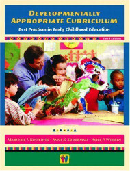 Developmentally Appropriate Curriculum - Marjorie Kostelnik